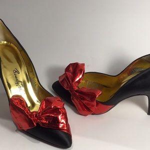 Vintage 80's Beverly Feldman bow beauties!